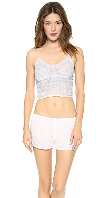 Only Hearts Josephine Cropped Cami