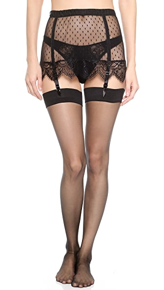 Only Hearts Bettina Garter Belt Slip