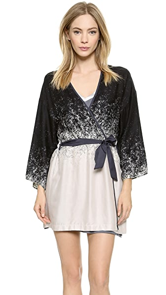 Only Hearts West of the Moon Kimono