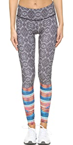 Graphic Leggings                Onzie