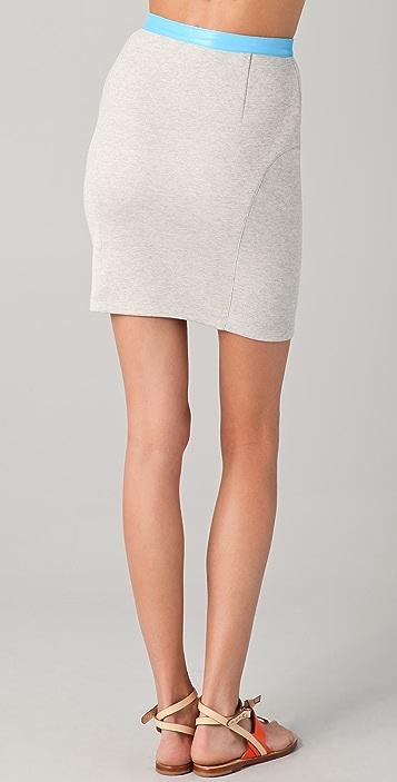 Opening Ceremony Paneled Miniskirt