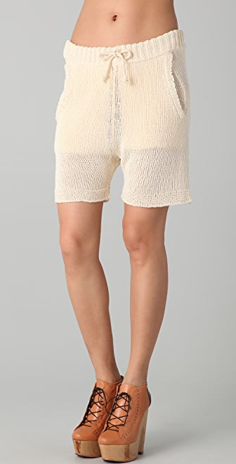 Opening Ceremony Classic Knit Shorts