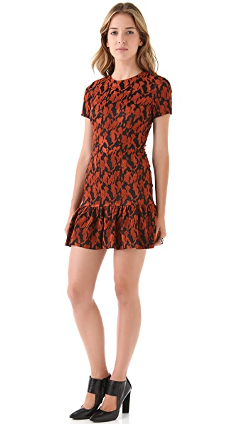 Opening Ceremony Drop Waist T-Shirt Dress