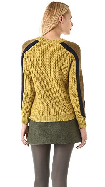 Opening Ceremony Arch Crew Neck Sweater