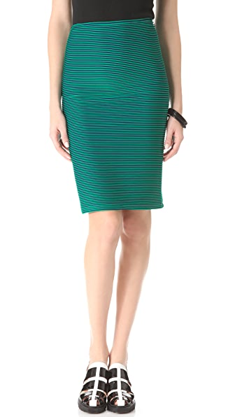 Opening Ceremony Larson Stripe Skirt