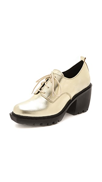 Opening Ceremony Grunge Oxford Booties