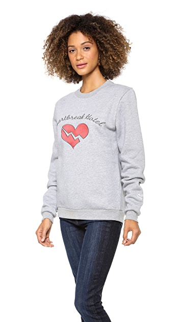 Opening Ceremony Heartbreak Hotel Sweatshirt