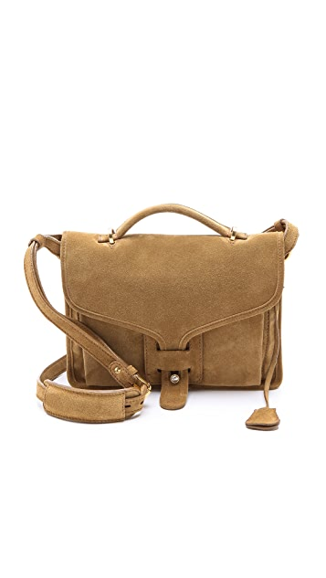 Opening Ceremony Suede OC NY Bag