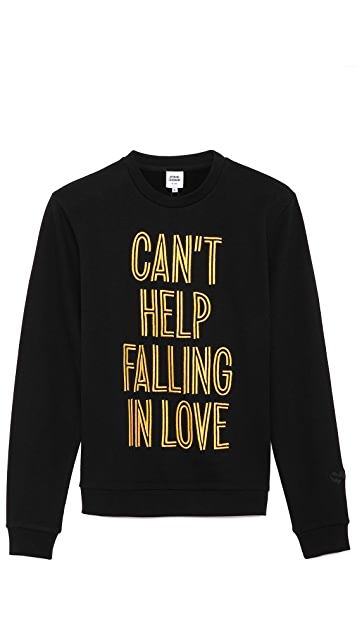 Opening Ceremony Can't Help Falling In Love Sweatshirt