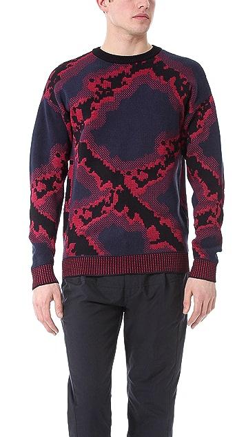 Opening Ceremony Jacquard Sweater