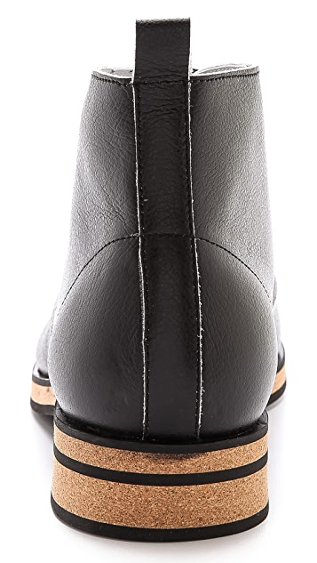 Opening Ceremony Gunther Lace Up Boots