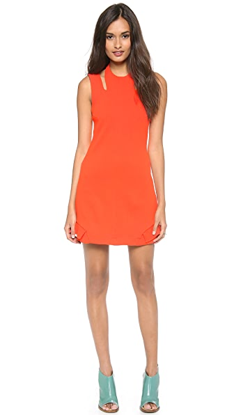 Opening Ceremony Apex Cutout Dress