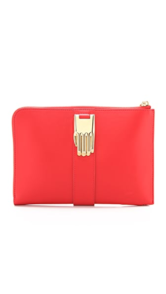 Opening Ceremony Mini Paloma Tech Clutch