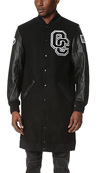 Opening Ceremony OC Varsity Long Jacket