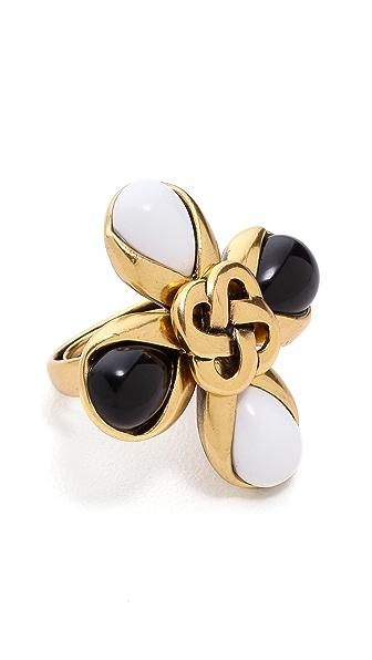 Oscar de la Renta Mosaico Ring