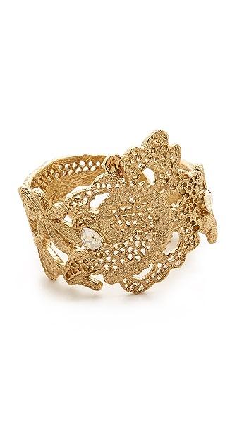 Oscar de la Renta Lace Bracelet