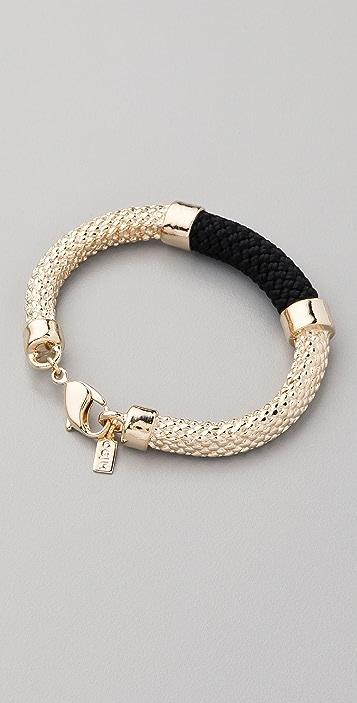 Orly Genger by Jaclyn Mayer Crosby Cast Rope Bracelet