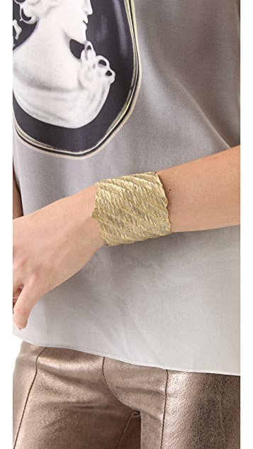Orly Genger by Jaclyn Mayer Kaede Cuff