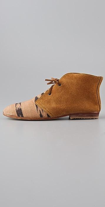 Osborn Lambers Booties