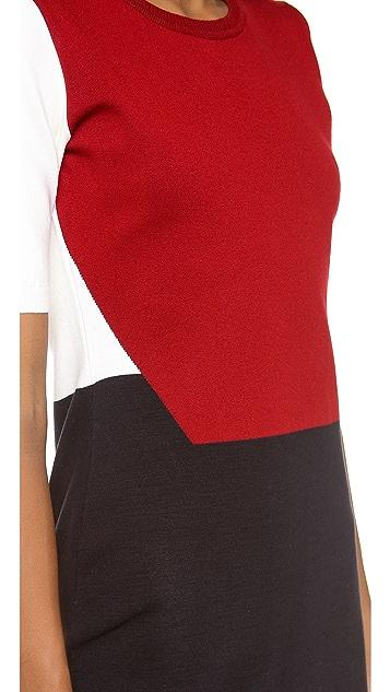 Osklen Fitted Knit Dress