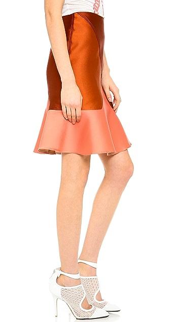 Ostwald Helgason Drop Waist Skirt