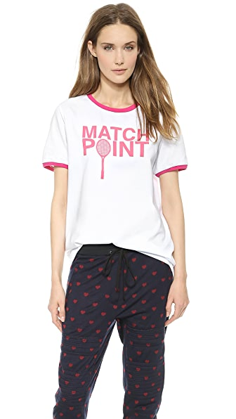 Ostwald Helgason Match Point T-Shirt