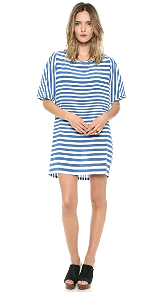OTTE NEW YORK Print Pullover Dress