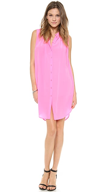 OTTE NEW YORK Solid Peggy Tunic Dress