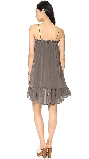 OTTE NEW YORK Solid St. Bart's Dress