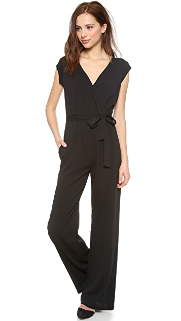 OTTE NEW YORK Solid Jumpsuit