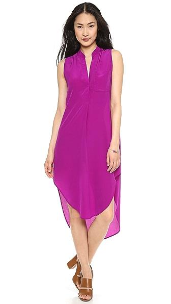 OTTE NEW YORK Solid Ellen Dress