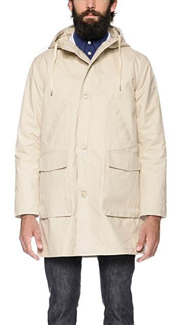 Our Legacy Canvas Shield Jacket