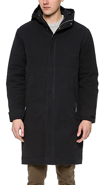 Our Legacy Resin Blizzard Parka