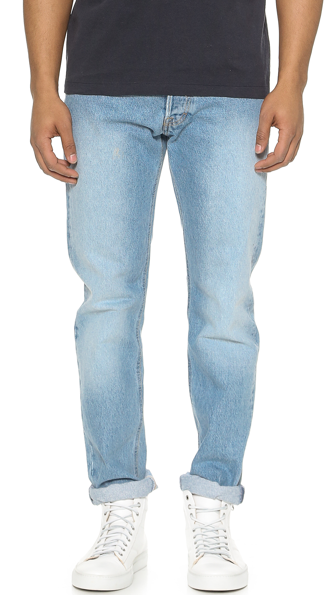 0b2228c486a2 Our Legacy Vintage Wash First Cut Jeans   EAST DANE