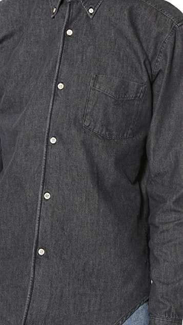 Our Legacy 1950s Denim Shirt