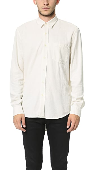 Our Legacy Silk Classic Shirt