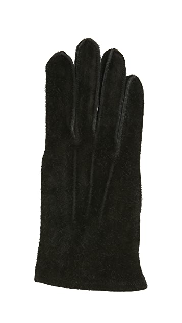 Our Legacy Leather Gloves