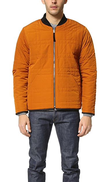 Our Legacy Teddy Reversible Bomber