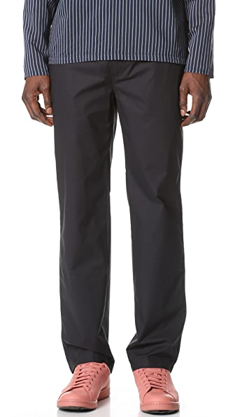 Our Legacy Relaxed Cotton Trousers