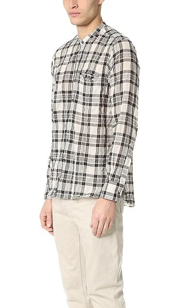 Ovadia & Sons Crosby Plaid Shirt