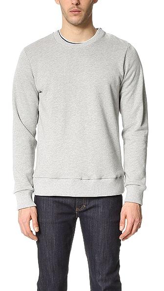 Ovadia & Sons French Terry Crew Sweatshirt