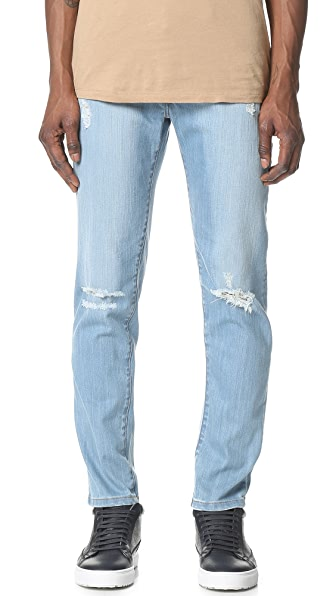 Ovadia & Sons Distressed Jeans
