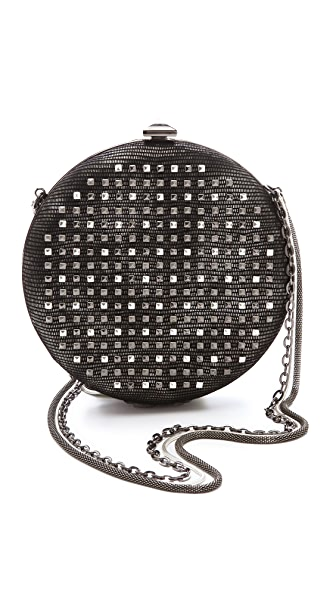 Overture Judith Leiber Studded April Clutch