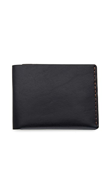 Boarding Pass Franklin Wallet