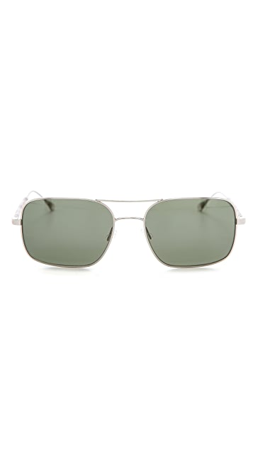 Oliver Peoples West De Oro Sunglasses
