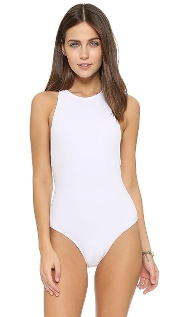 OYE Swimwear Stella One piece with Back Zipper