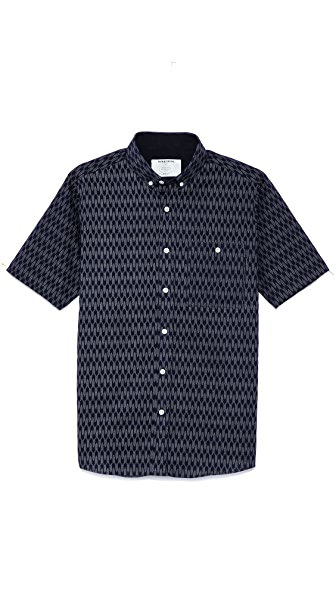 Patrik Ervell Short Sleeve Shirt