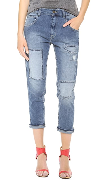Paul & Joe Sister Cropped Jeans