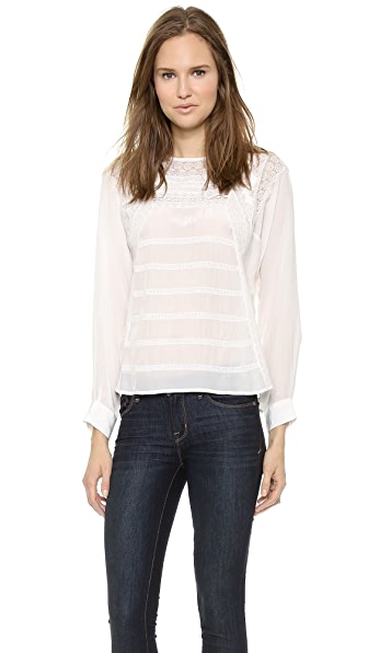 Paul & Joe Sister Feerique Blouse