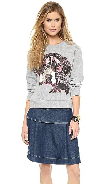 Paul & Joe Sister Dog Sweatshirt